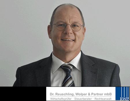 Jürgen Wolper, Diplom-Kaufmann, Wirtschaftsprüfer, Steuerberater