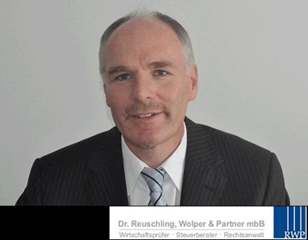 Reinhard Kuenz, Diplom- Finanzwirt (FH), vereidigter Buchprüfer, Steuerberater